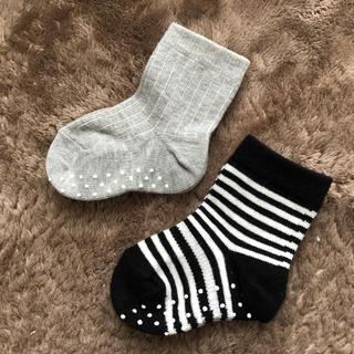 ユニクロ(UNIQLO)のベビー靴下 9-12(靴下/タイツ)