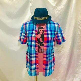 American Eagle - お値下《インポート》【美品】アメリカン・イーグル☆チェックシャツ