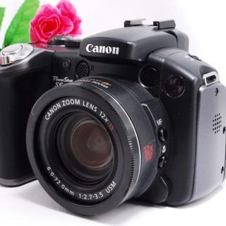 Canon - 【大特価!】キヤノン PowerShot S5is