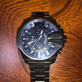 DIESEL - 腕時計 クロノグラフ ディーゼル