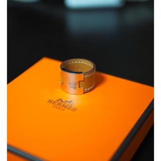 エルメス(Hermes)のエルメス レザーリング(リング(指輪))