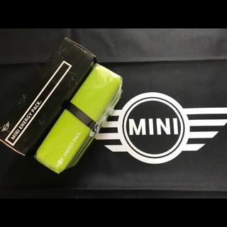 ビーエムダブリュー(BMW)のMINI ENERGY PACK ノベルティお弁当箱新品(ノベルティグッズ)
