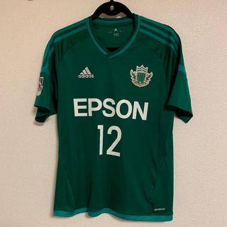 アディダス(adidas)の松本山雅FC  ♯12 ユニフォーム  Lサイズ(ウェア)