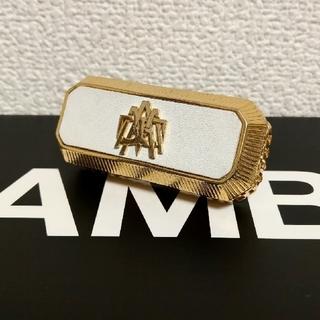 アンブッシュ(AMBUSH)の2 Finger Ring【GOLD】(リング(指輪))