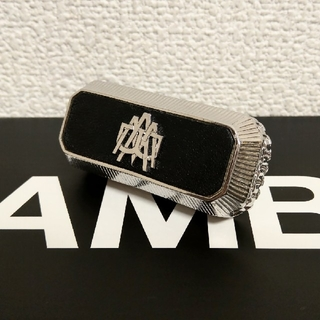 アンブッシュ(AMBUSH)の2 Finger Ring【SILVER】(リング(指輪))
