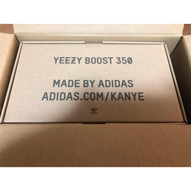 adidas(アディダス)の新品未着用 Yeezy boost 350 FU9006 メンズの靴/シューズ(スニーカー)の商品写真