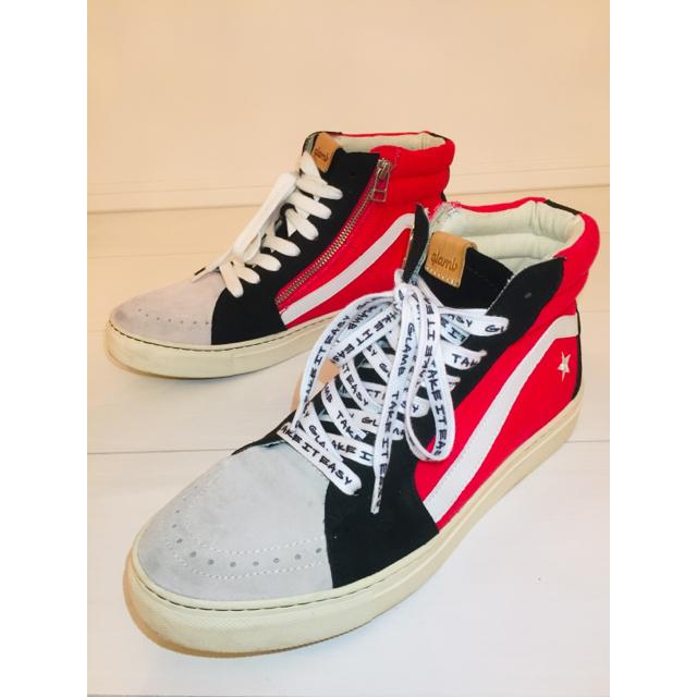 glamb(グラム)のglamb スニーカー 27cm メンズの靴/シューズ(スニーカー)の商品写真