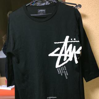 STUSSY - ステューシーのロングTシャツ