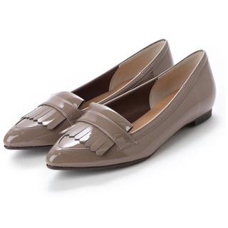 バニティービューティー(vanitybeauty)の[ほぼ新品]VANITY BEAUTY  エナメルローファー(ローファー/革靴)