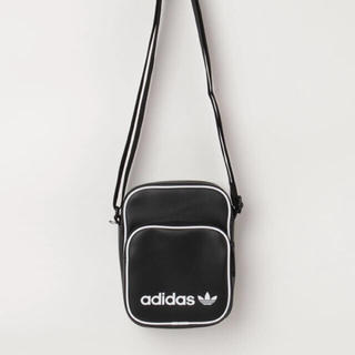 adidas - 写真追加 ミニ ショルダー バッグ MINI BAG VINT オリジナルス