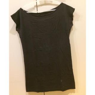 バーニーズニューヨーク(BARNEYS NEW YORK)のバーニーズニューヨーク 背中あき Tシャツ(Tシャツ(半袖/袖なし))