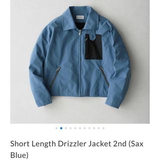 サンシー(SUNSEA)のryotakashima drizzler jacket(ブルゾン)