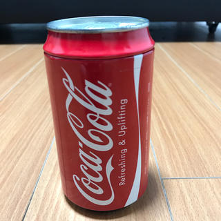 コカコーラ(コカ・コーラ)の当たり!!コーラ缶 スピーカー(ノベルティグッズ)