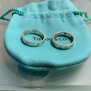 Tiffany & Co. - ティファニー ペアリング