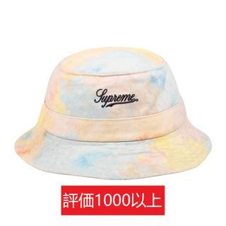シュプリーム(Supreme)のSupreme Multicolor Denim Crusher S/M(ハット)