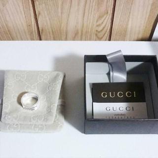 グッチ(Gucci)の未使用 グッチ ブランテッドGリング 13号(リング(指輪))