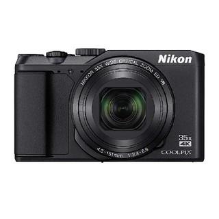 Nikon - Nikon COOLPIX A900 光学35倍ズーム 2029万画素 ブラック