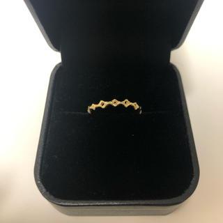 カオル(KAORU)のKAORU アトリエカオル カレイド リング K18 イエローゴールド(リング(指輪))