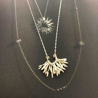 カオル(KAORU)の新品 KAORU アトリエカオル FIFIネックレス シルバー925(ネックレス)