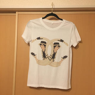 シャネル(CHANEL)のTシャツ(Tシャツ(半袖/袖なし))