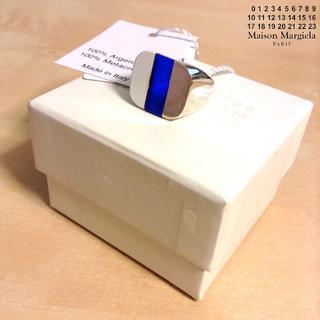 Maison Martin Margiela - 新品■定価7.1万■S■マルジェラ 19ss■シルバー リング■指輪■6163