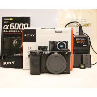 SONY - SONY ソニー α6000 アルファ6000 保証期限内
