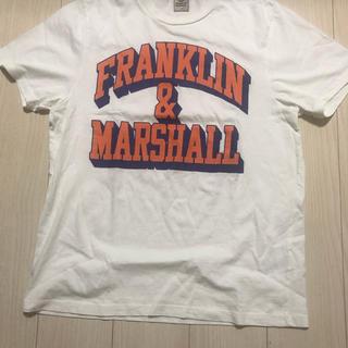 フランクリンアンドマーシャル(FRANKLIN&MARSHALL)のFRANKLIN  半袖Tシャツ  Lサイズ(Tシャツ/カットソー(半袖/袖なし))