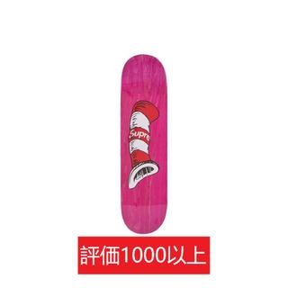 シュプリーム(Supreme)のSupreme Cat In The Hat skateboard ピンク(バスケットボール)