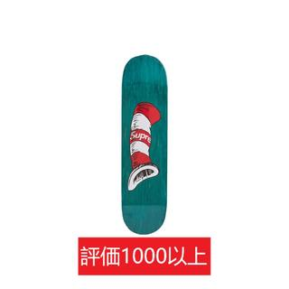 Supreme - Supreme Cat In The Hat skateboard 緑