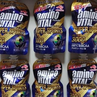 味の素 - アミノバイタル ゼリードリンク SUPER SPORTS 100g 味の素