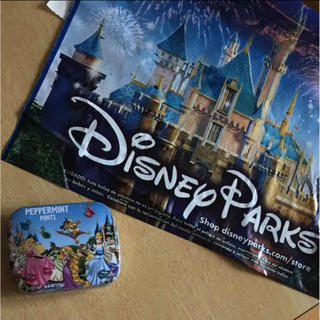 Disney - WDW フロリダディズニー ミントケース1種