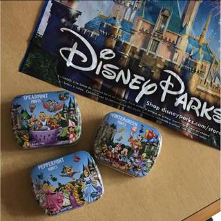 Disney - WDW フロリダディズニー ミントケース3種