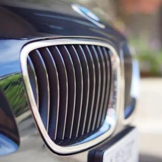 BMW - BMW 5シリーズ(F10,F11) Mスポーツ クローム 純正キドニーグリル