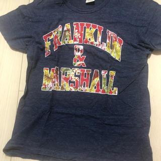 フランクリンアンドマーシャル(FRANKLIN&MARSHALL)のFRANKLIN  半袖Tシャツ(Tシャツ/カットソー(半袖/袖なし))