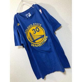 アディダス(adidas)のLsize ☆ adidas × NBA tee (US古着)(Tシャツ/カットソー(半袖/袖なし))