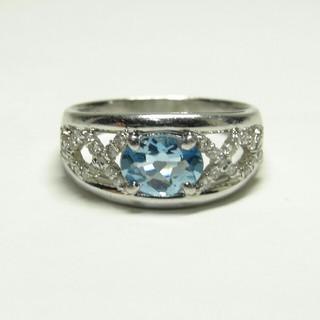 ダイヤモンドリング アパタイト(リング(指輪))