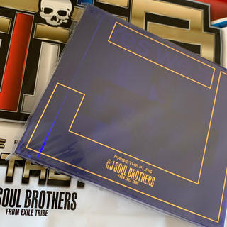サンダイメジェイソウルブラザーズ(三代目 J Soul Brothers)の新品未開封 Yes we are CD+ DVD(ポップス/ロック(邦楽))