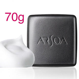 アルソア(ARSOA)の最新版‼️クィーンシルバー70g(洗顔料)