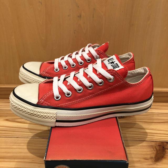 CONVERSE(コンバース)のCONVERSE ALL STAR USA製 コンバース オールスター メンズの靴/シューズ(スニーカー)の商品写真