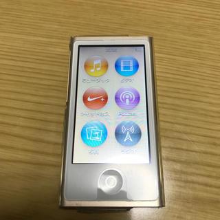 アップル(Apple)のipod  nano. 第7世代  16GB(ポータブルプレーヤー)