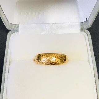 指輪 リング K18(リング(指輪))