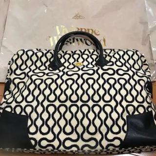 ヴィヴィアンウエストウッド(Vivienne Westwood)の希少価値 スクイグル パイレーツバッグ(ハンドバッグ)