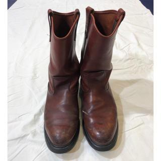 レッドウィング(REDWING)のレッドウィング ペコス スーパーソール 9 Dワイズ(ブーツ)