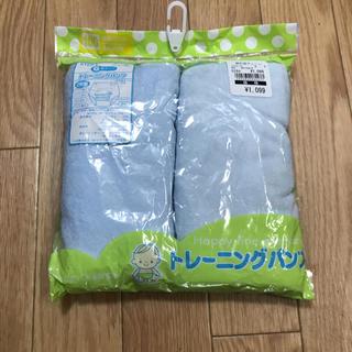 ニシマツヤ(西松屋)の新品 トレーニングパンツ サイズ100 6層(トレーニングパンツ)