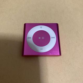 アップル(Apple)のiPod shuffle(ポータブルプレーヤー)