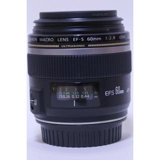 Canon - 【マクロレンズ】Canon EF-S60mm F2.8 マクロ US