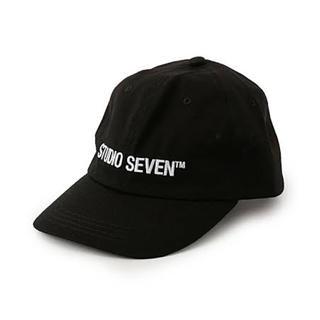 サンダイメジェイソウルブラザーズ(三代目 J Soul Brothers)のstudio seven 激レア cap(キャップ)