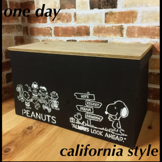りんご箱 木箱 ウッドボックス  蓋付 ベンチ  椅子 収納