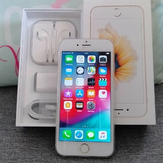 iPhone - 美品!simフリー iPhone6s 128GB