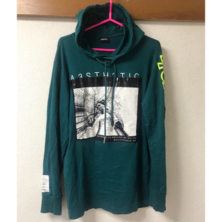 ディーゼル(DIESEL)のディーゼル ロンT 2019春夏モデル(Tシャツ/カットソー(七分/長袖))